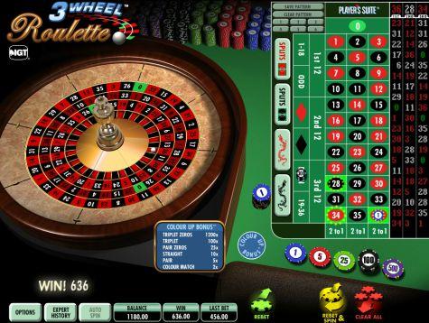 3-wheel-roulette