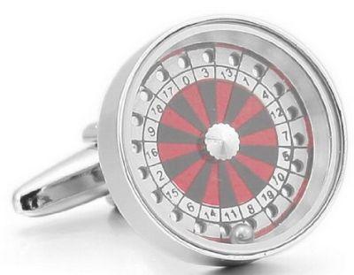 roulette-cufflinks