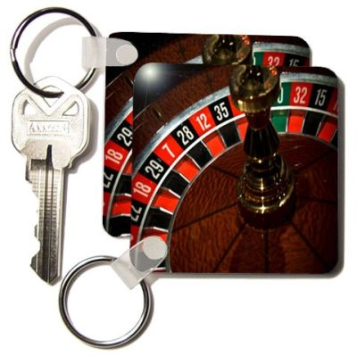 roulette-keychain